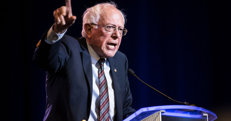 Senator Sanders Introduces Bill That Caps Consumer Interest Rates at 15%